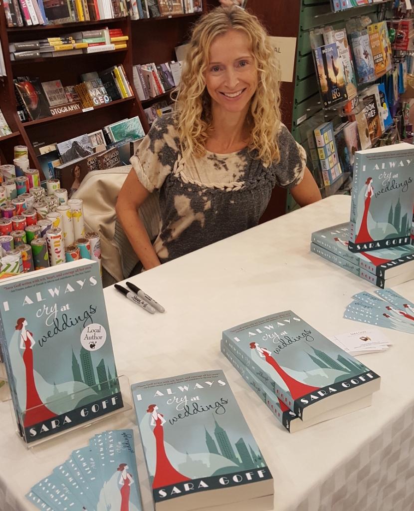 Sara Goff Author